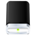 128x128px size png icon of Drive D