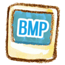 128x128px size png icon of Natsu BMP