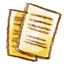 128x128px size png icon of Natsu Document