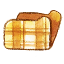 128x128px size png icon of Natsu FolderOpen