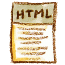 128x128px size png icon of Natsu HTML