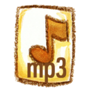 128x128px size png icon of Natsu mp3