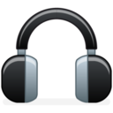 128x128px size png icon of Headphone
