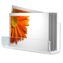 Envolopes in Glass Icon