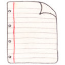 128x128px size png icon of Osd document