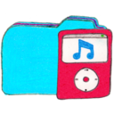 Osd folder b ipod Icon