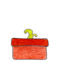 128x128px size png icon of Osd recyclebin empty