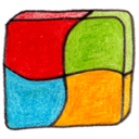 128x128px size png icon of Osd windows