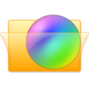 128x128px size png icon of Develop Folder