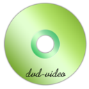 128x128px size png icon of Dvd Video
