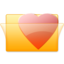 128x128px size png icon of Favs Folder