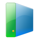 128x128px size png icon of Hdd