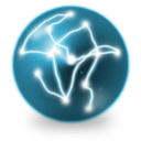 128x128px size png icon of Network