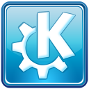 128x128px size png icon of KDE