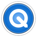 128x128px size png icon of QuickTime alt