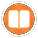 128x128px size png icon of iBooks