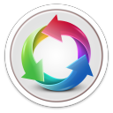128x128px size png icon of iConvert