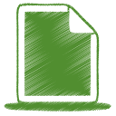 green document Icon