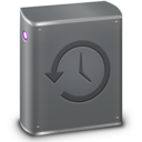 HD   External (Time Machine) Icon