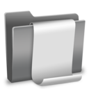 128x128px size png icon of Scripts
