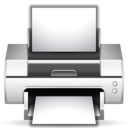 Actions document print Icon