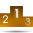 128x128px size png icon of Actions games highscores