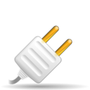 128x128px size png icon of Actions network disconnect