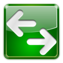 128x128px size png icon of Actions system switch user