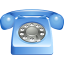 128x128px size png icon of Apps internet telephony