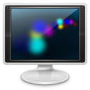 128x128px size png icon of Apps preferences desktop screensaver