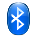 128x128px size png icon of Apps preferences system bluetooth
