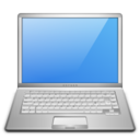 128x128px size png icon of Devices computer laptop