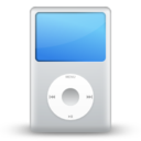 128x128px size png icon of Devices multimedia player apple ipod
