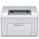 128x128px size png icon of Devices printer laser