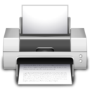 128x128px size png icon of Devices printer