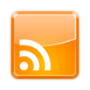128x128px size png icon of Mimetypes application rss plus xml