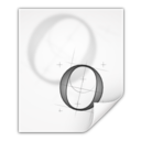 128x128px size png icon of Mimetypes application x font otf
