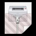128x128px size png icon of Mimetypes application x gzpostscript