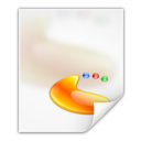 128x128px size png icon of Mimetypes application x plasma