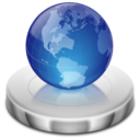 128x128px size png icon of Places repository
