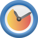 128x128px size png icon of Status user away extended