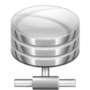 Places network server database Icon