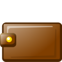 128x128px size png icon of Status wallet closed