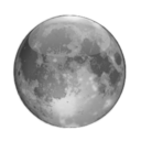 128x128px size png icon of Status weather clear night