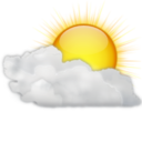 128x128px size png icon of Status weather clouds