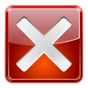 128x128px size png icon of actions application exit