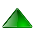 128x128px size png icon of actions arrow up