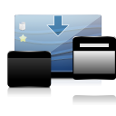 128x128px size png icon of actions dashboard show