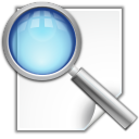 128x128px size png icon of actions document preview