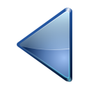 128x128px size png icon of actions go previous view